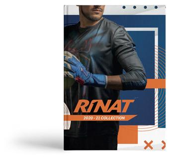 Catálogos Goalkeeper - Rinat